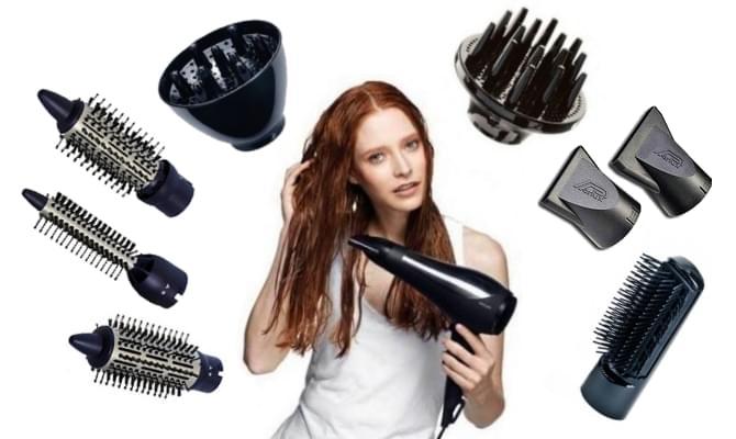 Как выбрать профессиональный фен для волос
