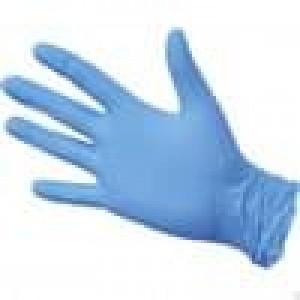Перчатки нитриловые PACLAN р-р. M,L