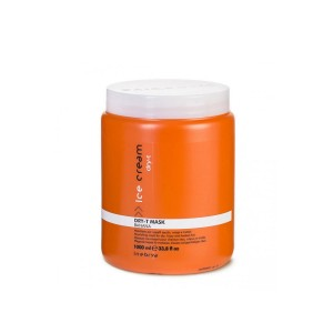 Маска питательная для увлажнения и восстановления сухих и пористых волос MASK DRY-T 1000 мл