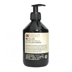 Шампунь для нейтрализации желтого оттенка волос Anti-Yellow Shampoo 400 мл