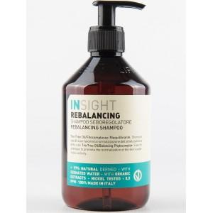 Шампунь против жирной кожи головы Sebum Control Shampoo 400 мл