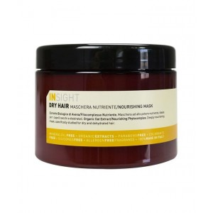 Маска увлажняющая для сухих волос Nourishing Mask pot 500 мл