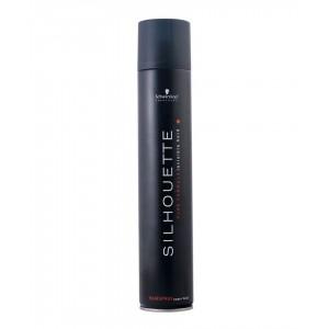 Лак для волос ультрасильной фиксации Silhouette Super Hold Schwarzkopf, 300 мл