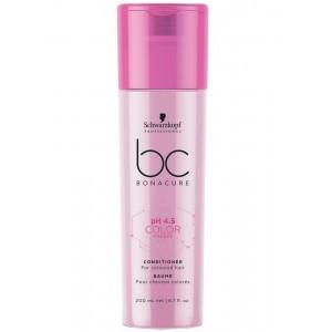 Кондиционер для окрашенных волос BC pH 4.5 Color Freeze Conditioner Schwarzkopf, 200 мл