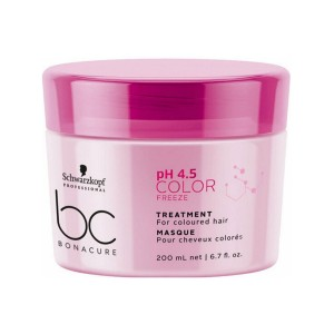 Маска для окрашенных волос BC pH 4.5 Color Freeze Schwarzkopf, 200 мл