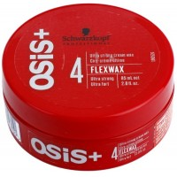 Крем-воск для волос ультрасильной фиксации OSiS+ Flexwax Schwarzkopf, 85 мл
