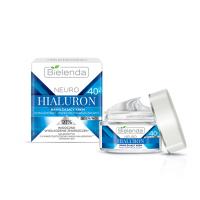 BIELENDA NEURO HIALURON Увлажняющий крем для лица день/ночь 40+, 50 мл
