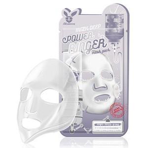 ELIZAVECCA Тканевая маска д/лица с Молоком MILK DEEP POWER Ringer mask pack, 1шт