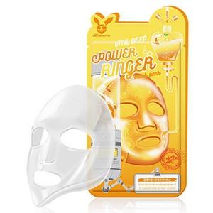 ELIZAVECCA Тканевая маска д/лица с витаминами VITA DEEP POWER Ringer mask pack, 1шт