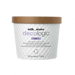 milk_shake DECOLOGIC ОСВЕТЛЯЮЩАЯ ПУДРА 9 УРОВНЕЙ 500 гр