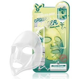 ELIZAVECCA Тканевая маска д/лица ЦЕНТЕЛЛА CENTELLA ASIATICA DEEP POWER Ringer mask, 1шт