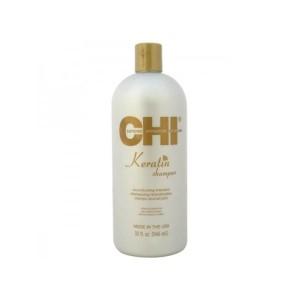CHI KERATIN Shampoo Шампунь для волос Кератиновое восстановление 946 мл