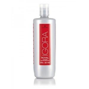Лосьон-окислитель масляный Igora Royal Oil Developer 6% Schwarzkopf, 1000 мл